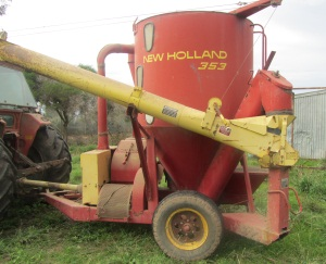 New Holland 353 Mixall